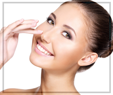 Aesthetic Treatments - Nose Reshaping