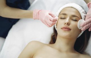 What exactly do beauticians do when they give you a facial?