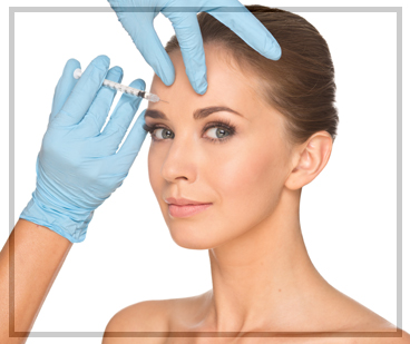 Aesthetic Treatments - Anti Wrinkle Injections