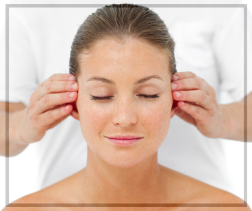 Indian Head Massage - Holistic Therapy