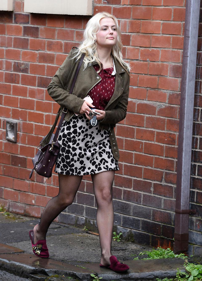 Lucy recently revealed how tough it is to play Bethany Platt in the dramatic sex grooming storyline