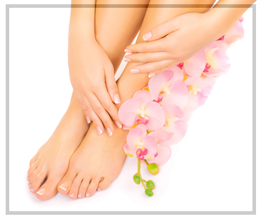 MANICURE / PEDICURE / NAILS - Beauty Treatments