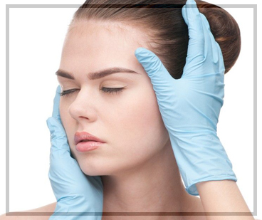 Aesthetic Treatments - Temple Area